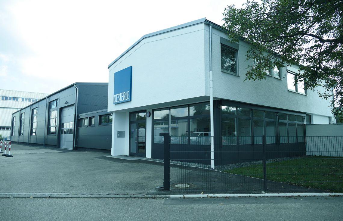 Oesterle Formenbau - Werk